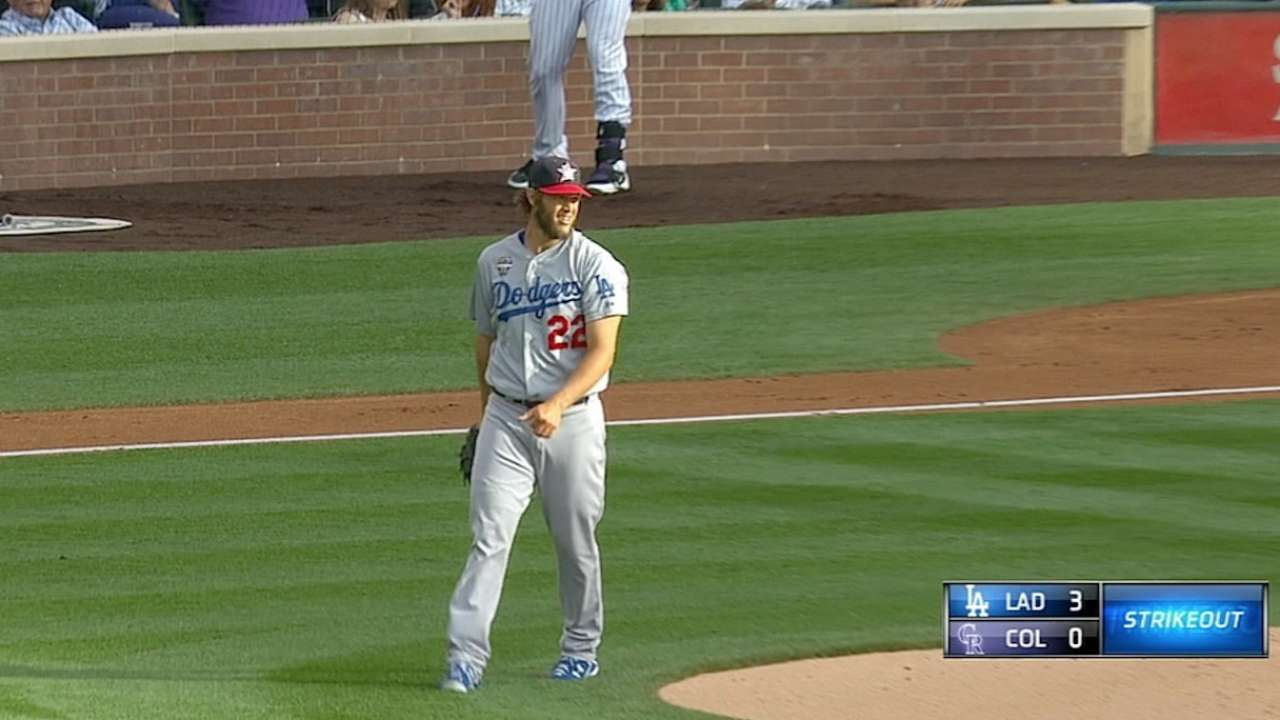 Kershaw, Tanaka highlight All-Star pitching staffs