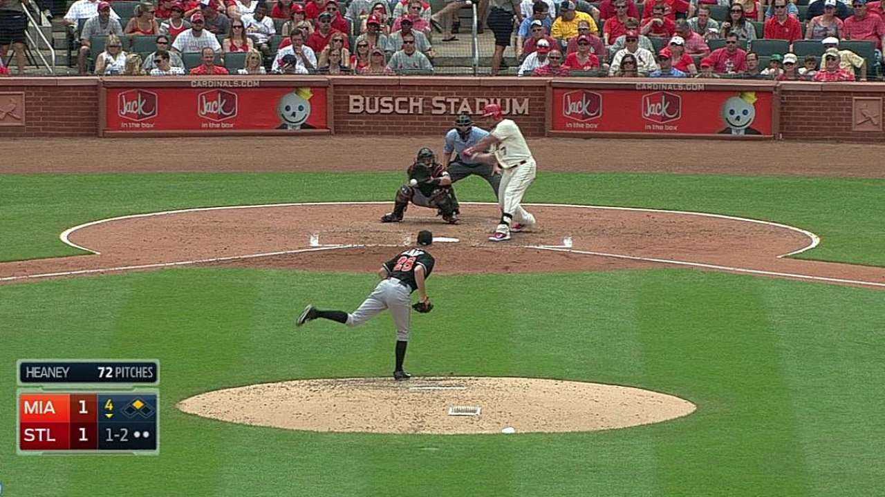 Holliday exits early with knee injury