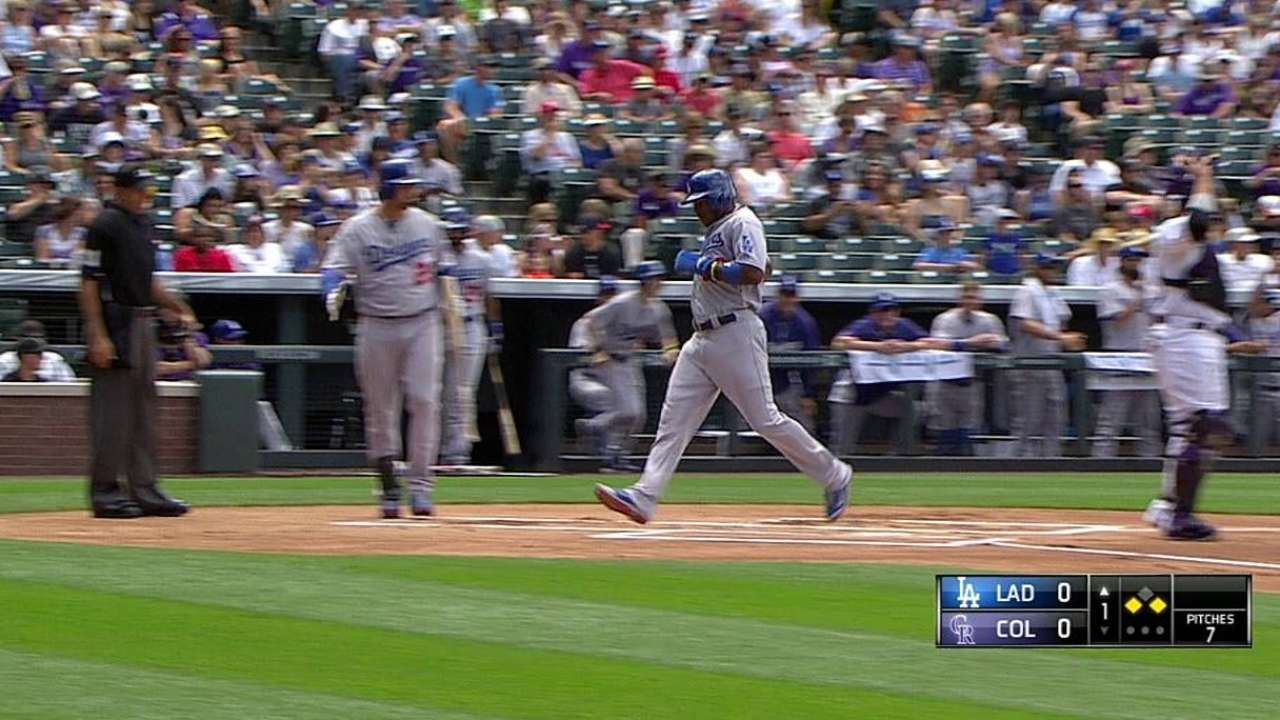 Dodgers hold out Hanley with ailing shoulder