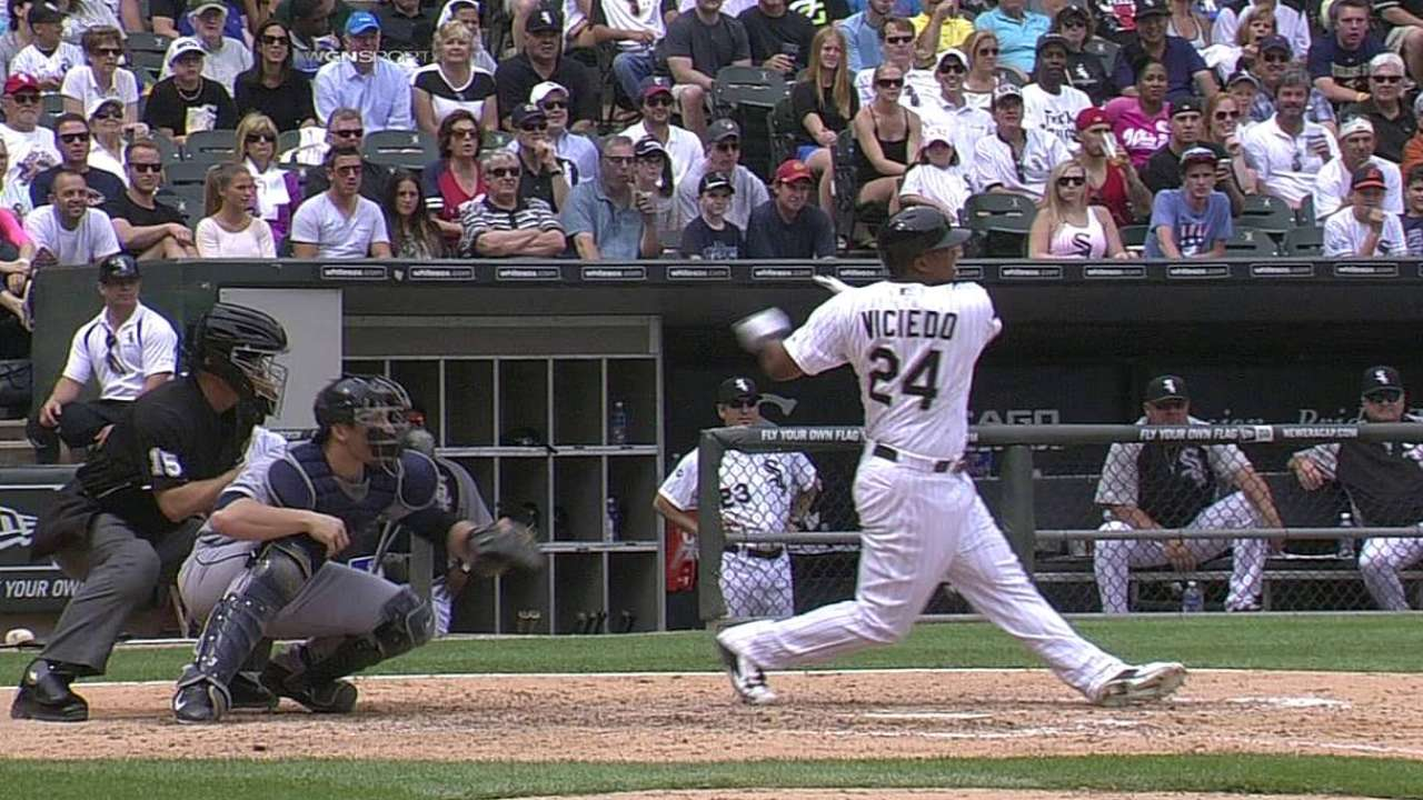 White Sox sucumbieron ante Marineros en 14 innings