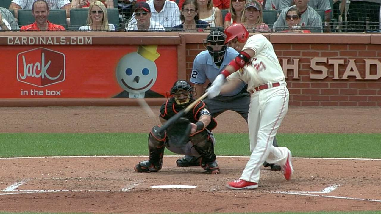 Cards power up, but Rosenthal can't finish Fish