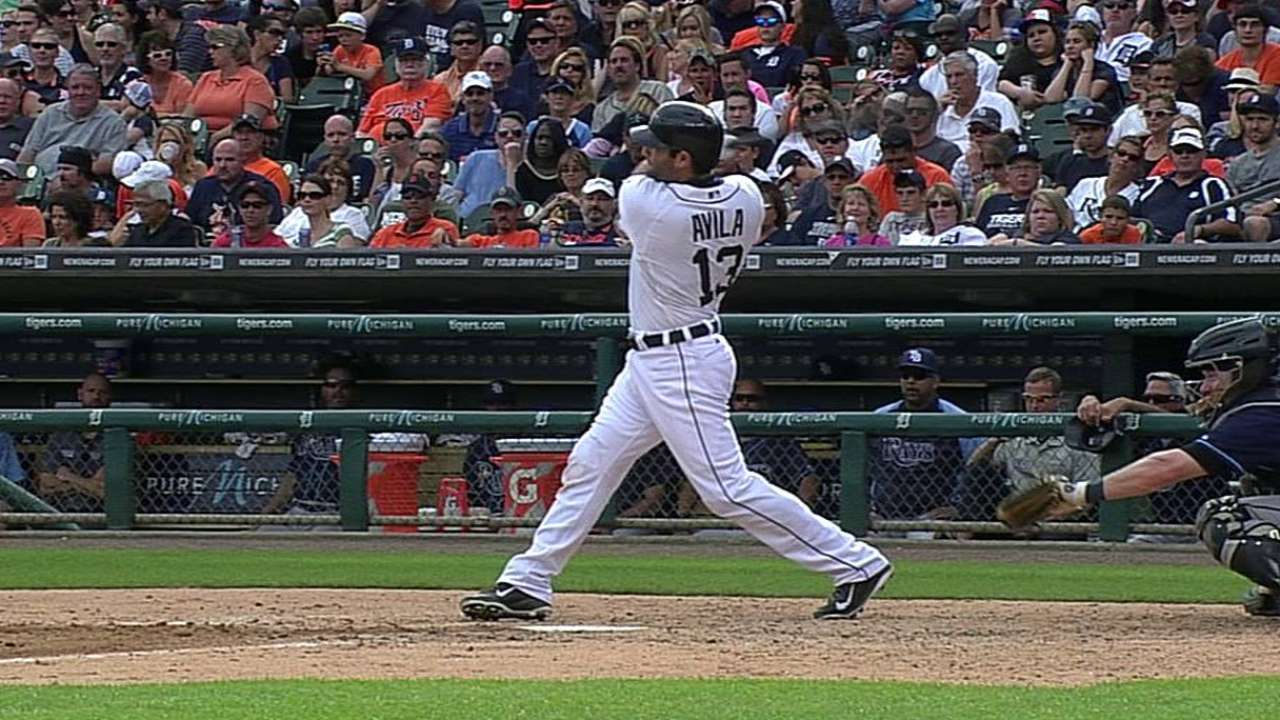 Anibal tagged with rocky outing as Tigers fall to Rays