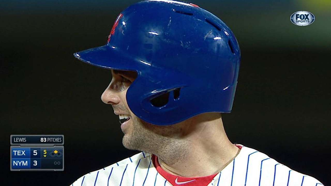 Mets get their captain back in the lineup