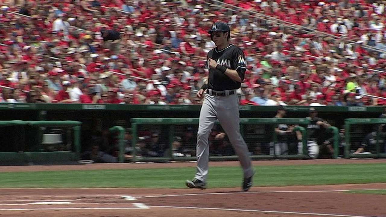 Marlins making push for McGehee in Final Vote race