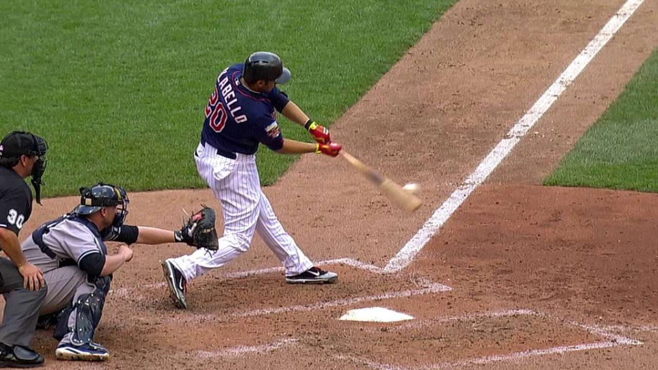 Twins rally comes up short after Nolasco struggles
