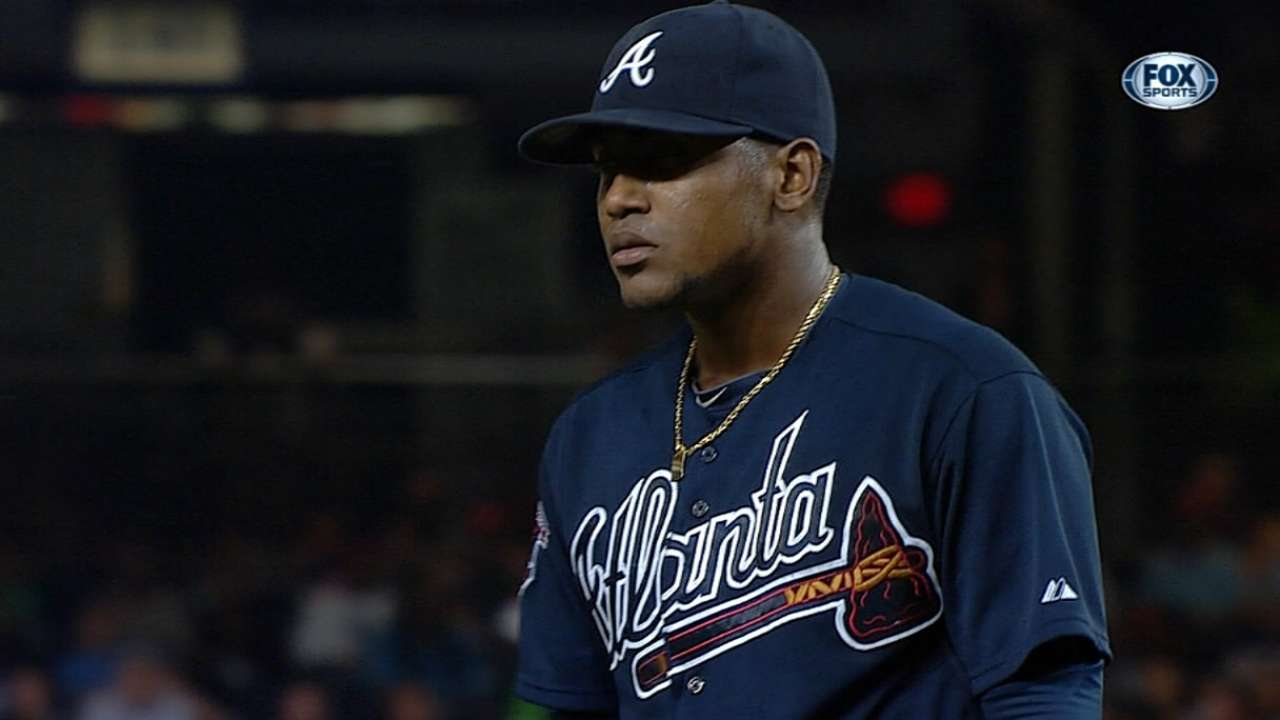Teheran to attend All-Star Game, likely won't pitch