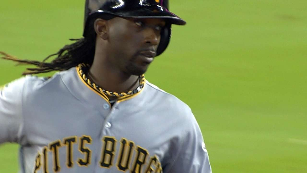 McCutchen, Harrison, Watson named All-Stars