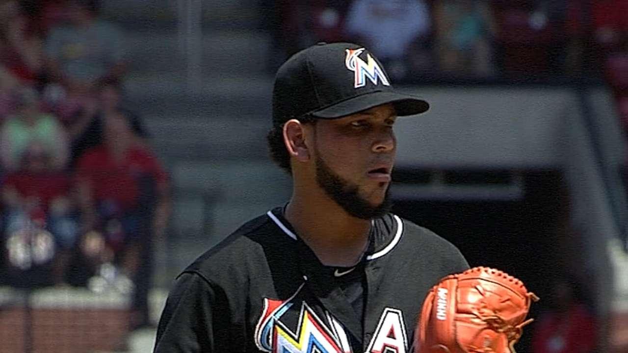 Alvarez an All-Star replacement for Zimmermann