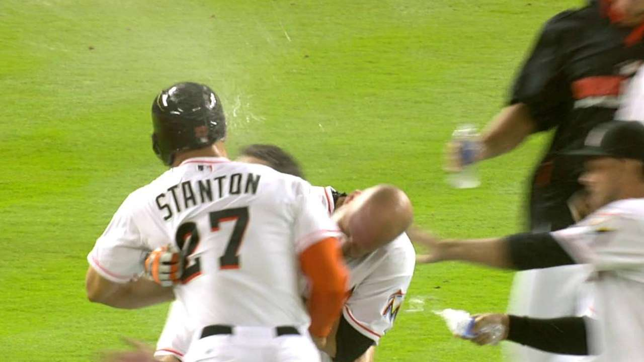 McGehee providing production behind Stanton