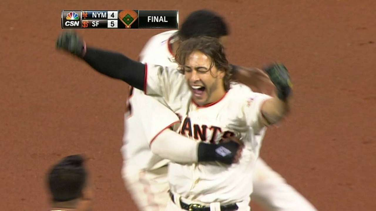 Morse, Giants dash Mets' hopes with walk-off win