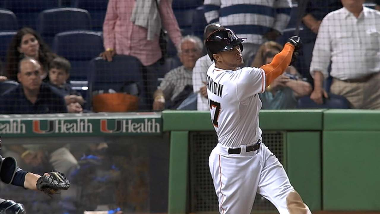 Marlins endorse Stanton in Derby with ticket deal