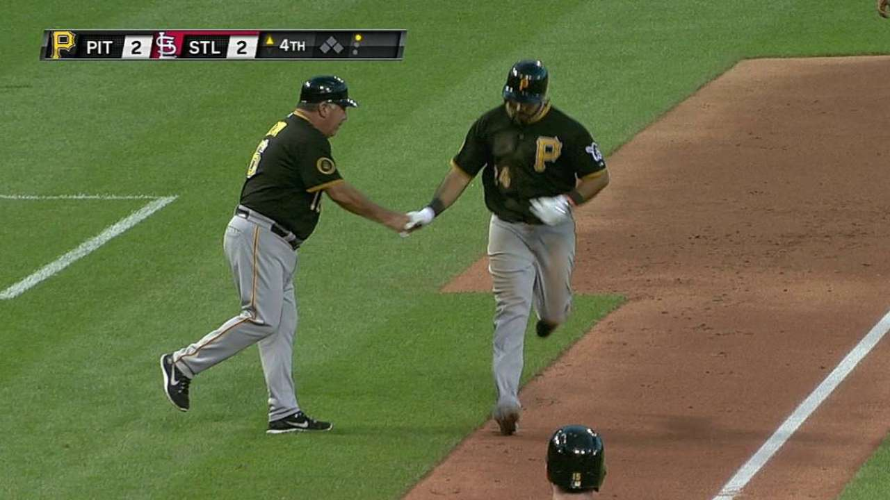 Pirates fall victim to walk-off win once more