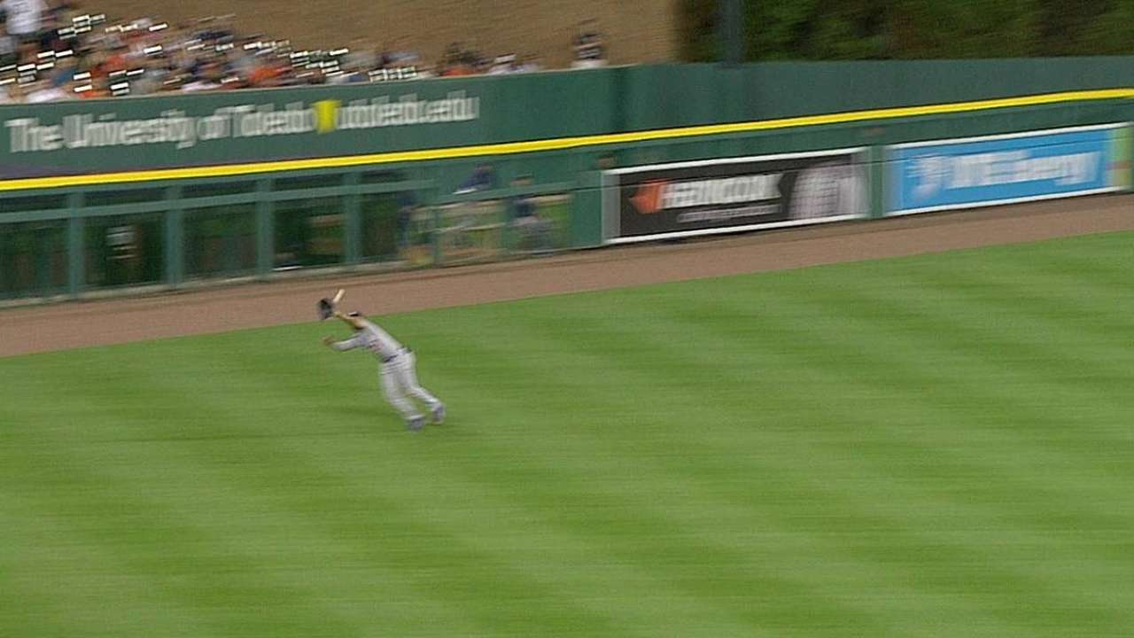 Kemp confident he'll be everyday center fielder again