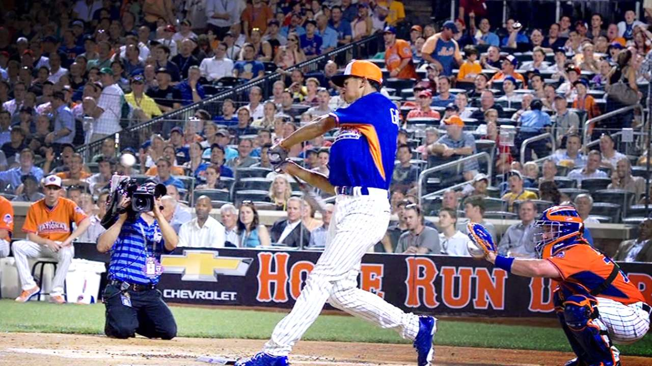 Junior Home Run Derby to showcase top young talent