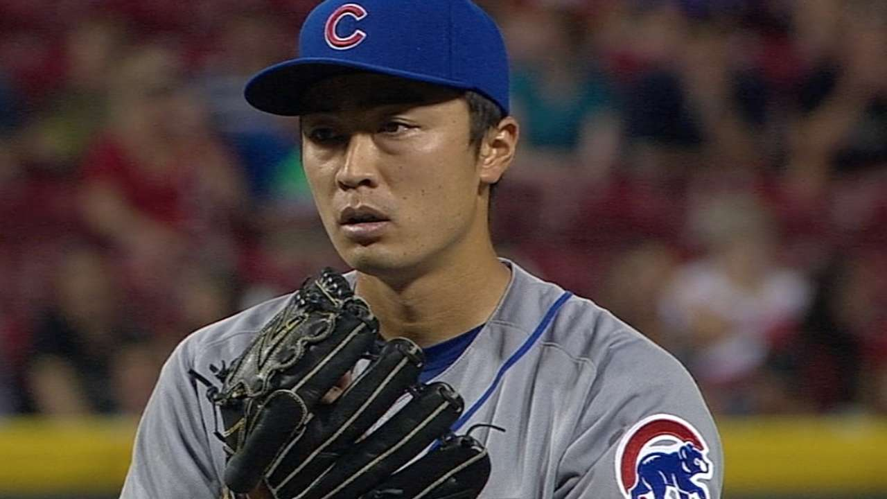 Wada, Straily give Cubs options for fifth starter