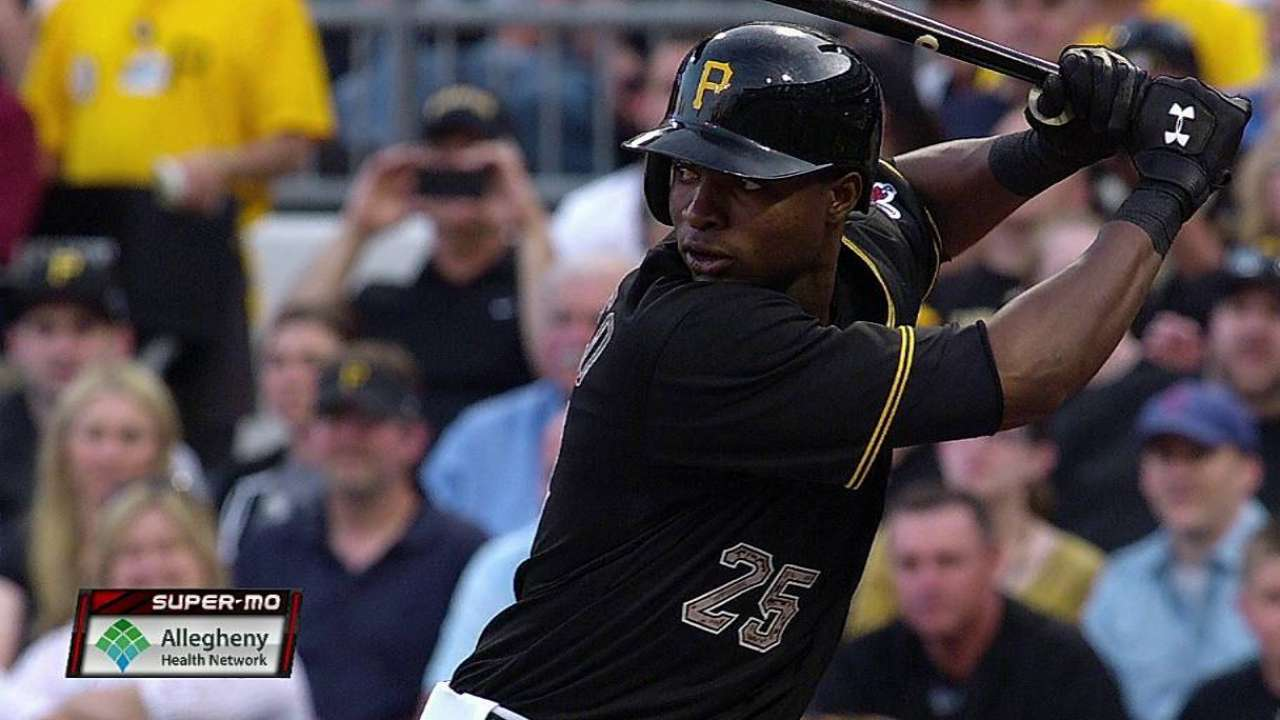 Polanco reflects on first Major League game