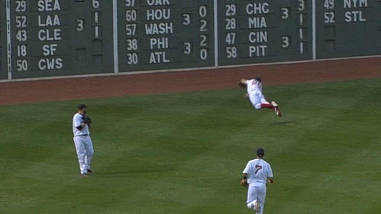 Lester, Holt guiaron triunfo de Boston sobre Mellizos