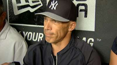 Tanaka feeling only marginal improvement