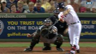 Bradley sent to Pawtucket; Betts comes back