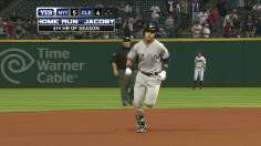 Ellsbury's homer in 14th ends tough day with win