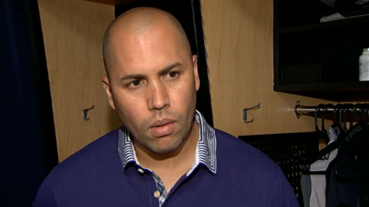 BP mishap leaves Beltran with facial fractures