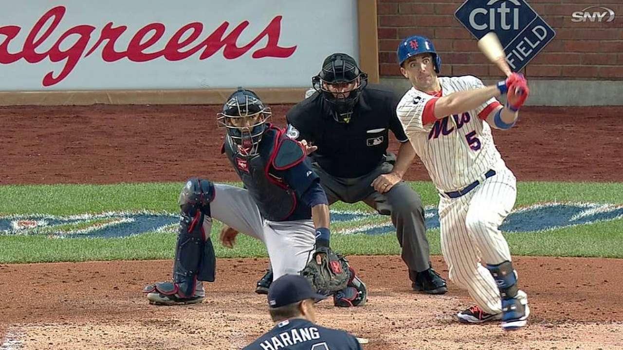 Mets se quedaron con las ganas de barrer a Bravos