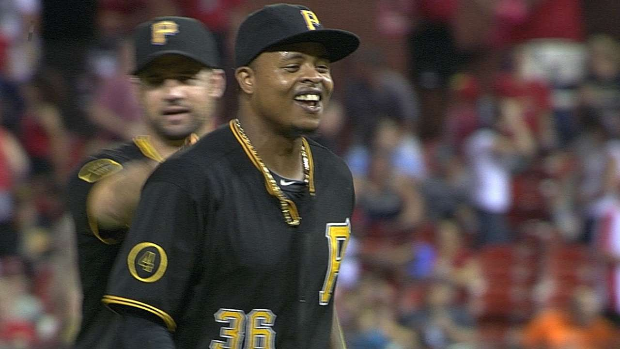 Volquez keeps pledge to fill role as rotation ace