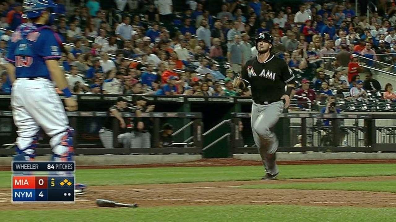 Alvarez no pudo contener la ofensiva de los Mets