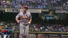 Cards overcome six-run deficit to top Brewers