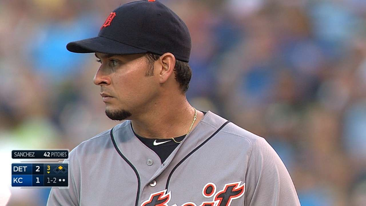 Ausmus sets up Tigers' second-half rotation