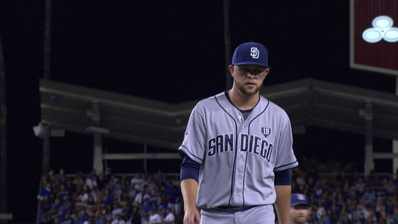 Hahn sent down to ease workload; Garces called up