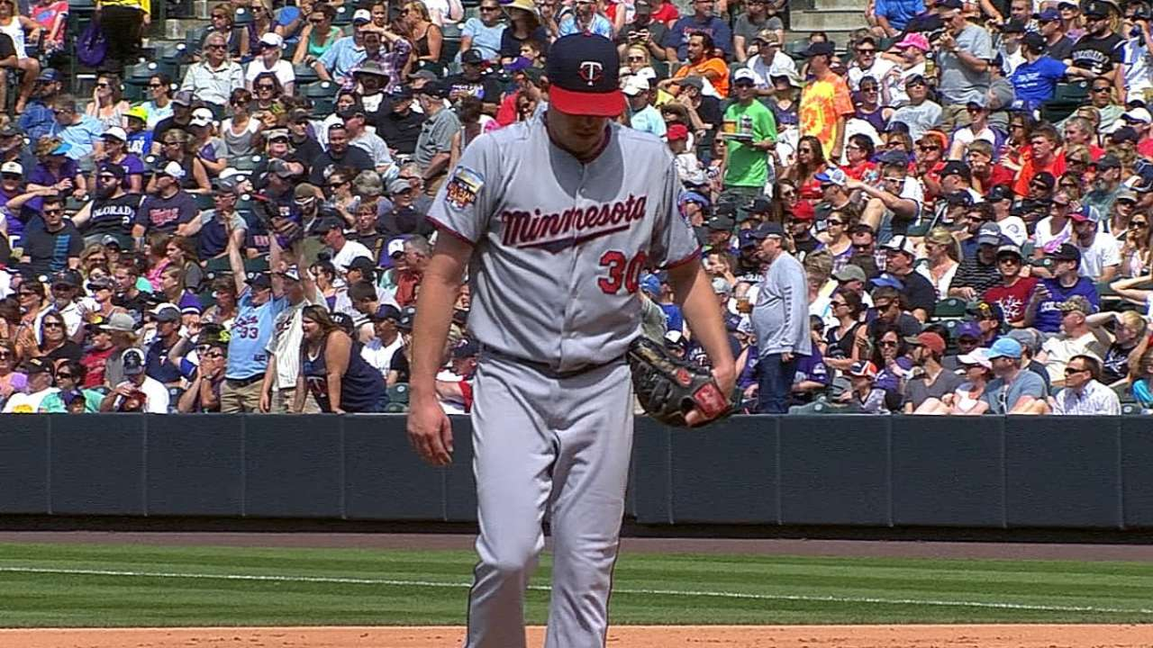 Correia keeps rolling as Twins offer support in rout
