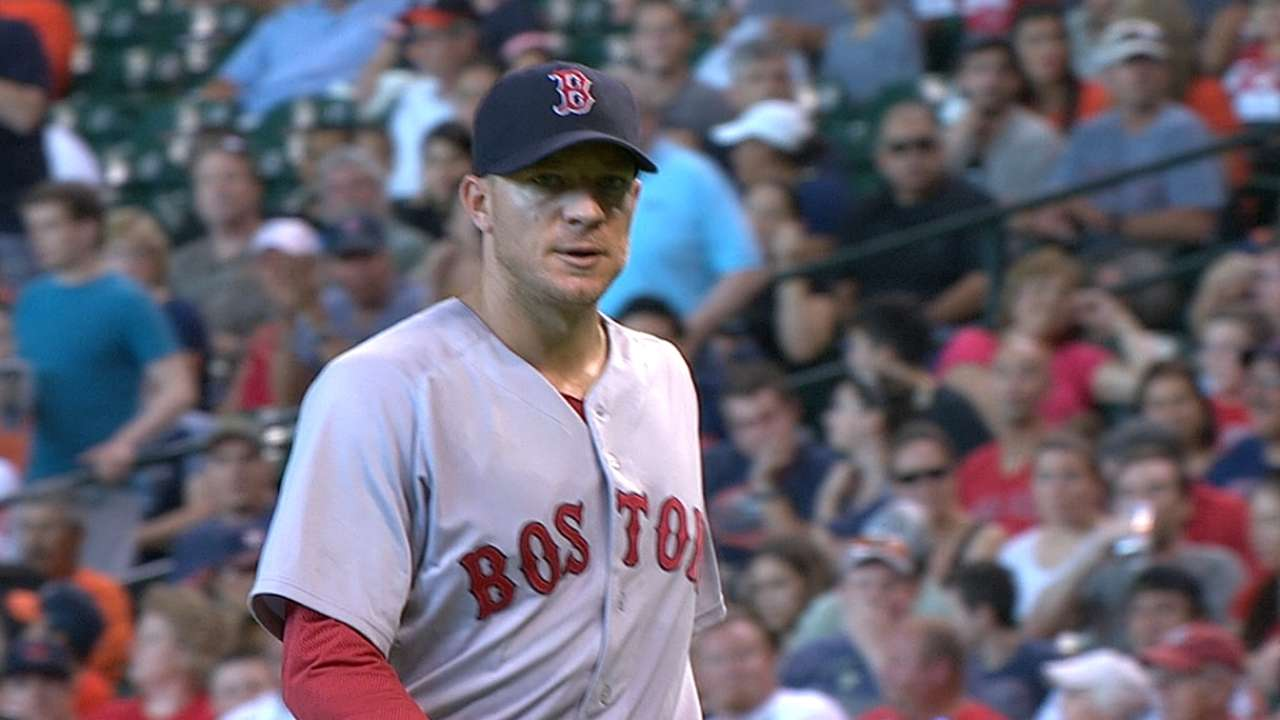 Peavy's quality outing goes for naught