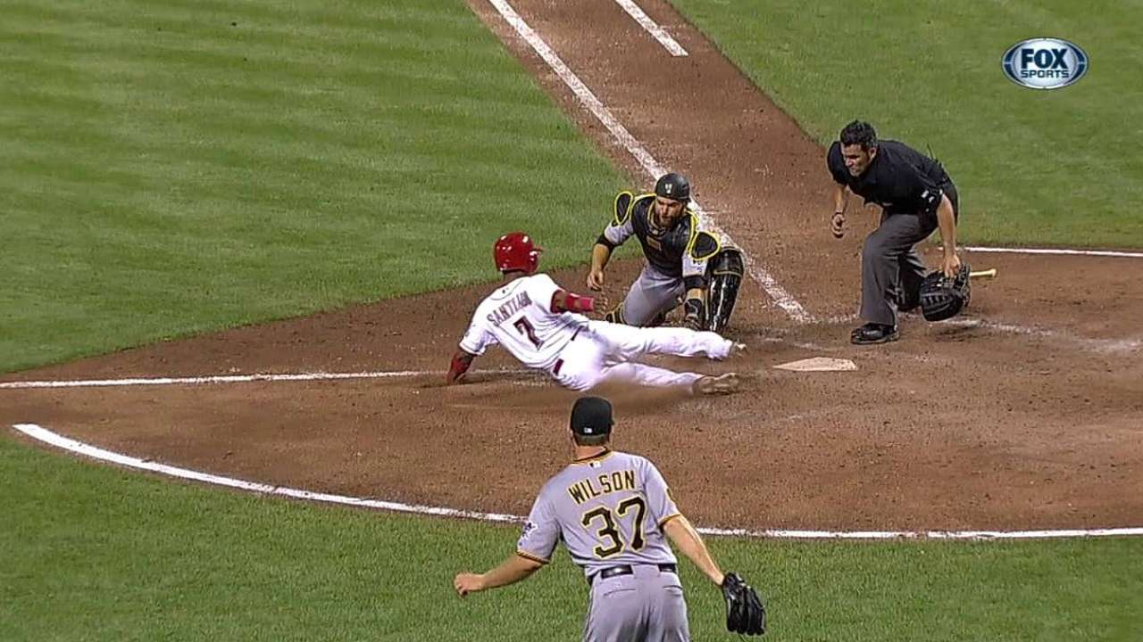Polanco freshens up approach during slump