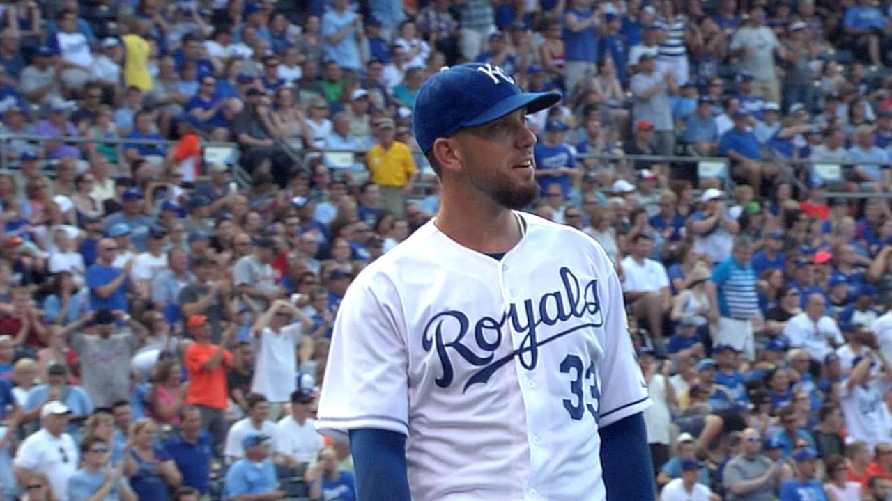 Royals can't catch break in race with Tigers