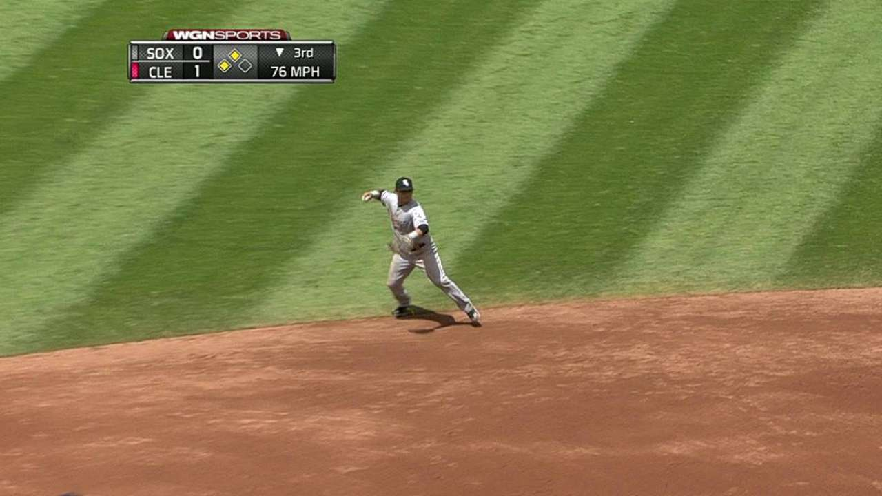 Infielder Sanchez gets chance to stay with White Sox