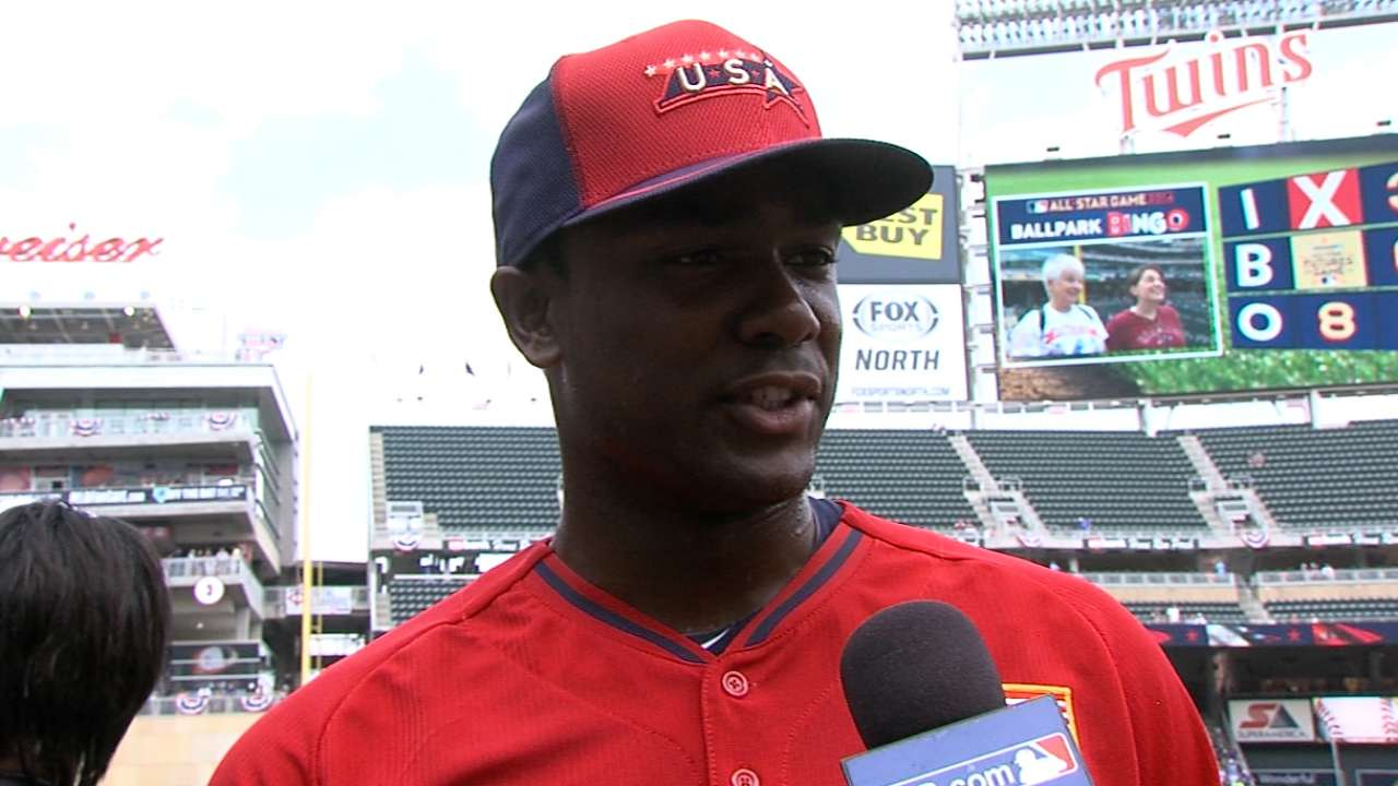 Bell focuses on future success with Bucs