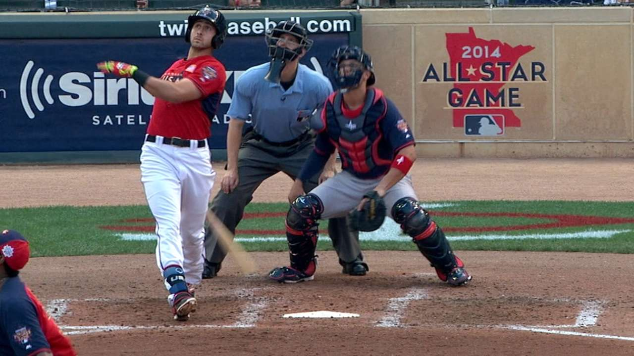 Gallo's homer backs stellar pitching in U.S. win