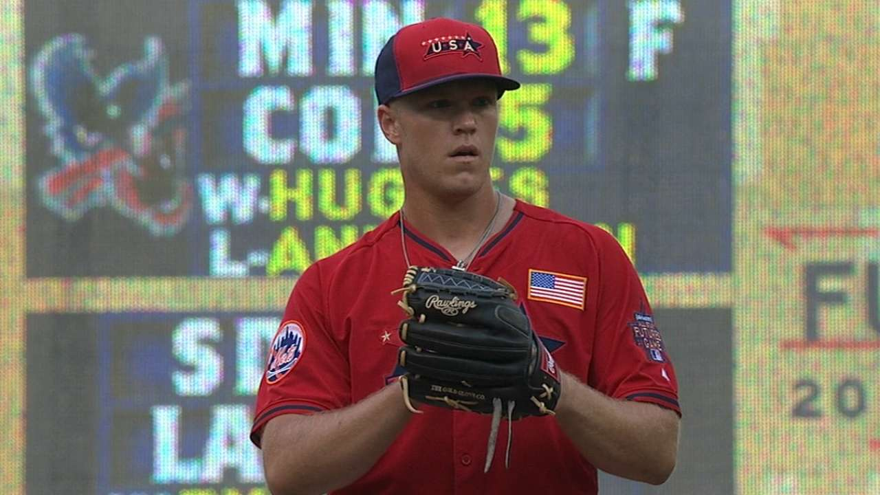 Top prospects Syndergaard, Plawecki excel for Vegas