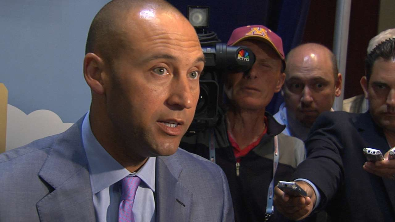 Jeter to command spotlight at his final All-Star Game