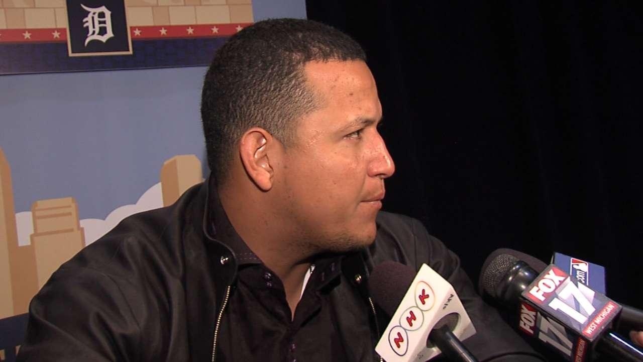 Miggy can relate to LeBron's Midwest move