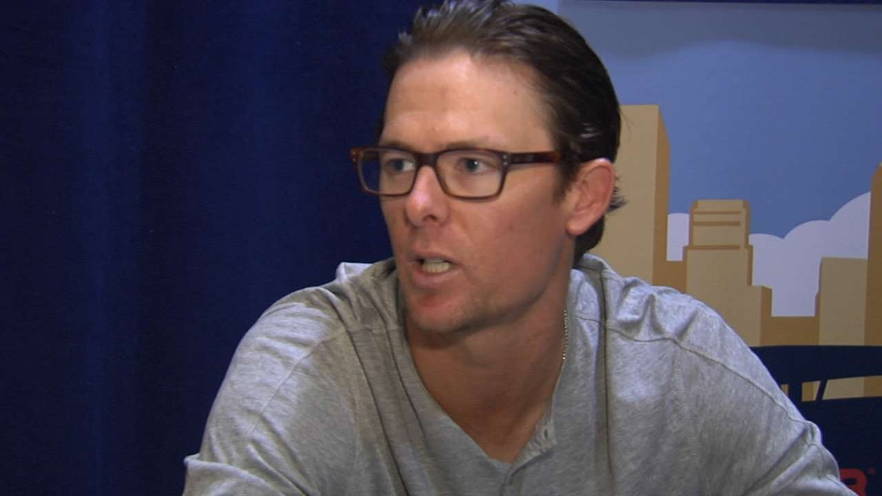 Clippard excited to be in Jeter's final All-Star Game