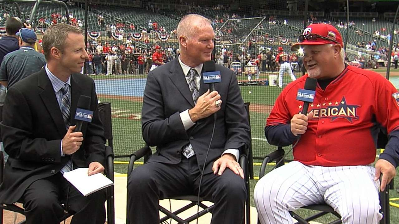 Twins reflect on success as hosts of All-Star Game