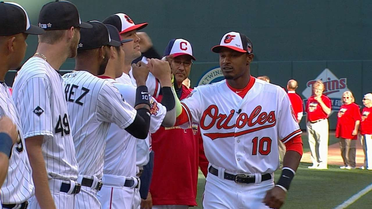 Cruz, Jones could benefit from AL's ASG victory