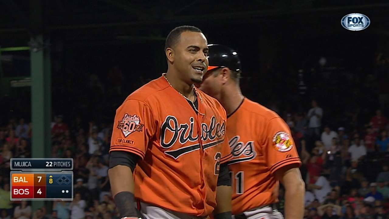 Orioles hope to maintain first-half success