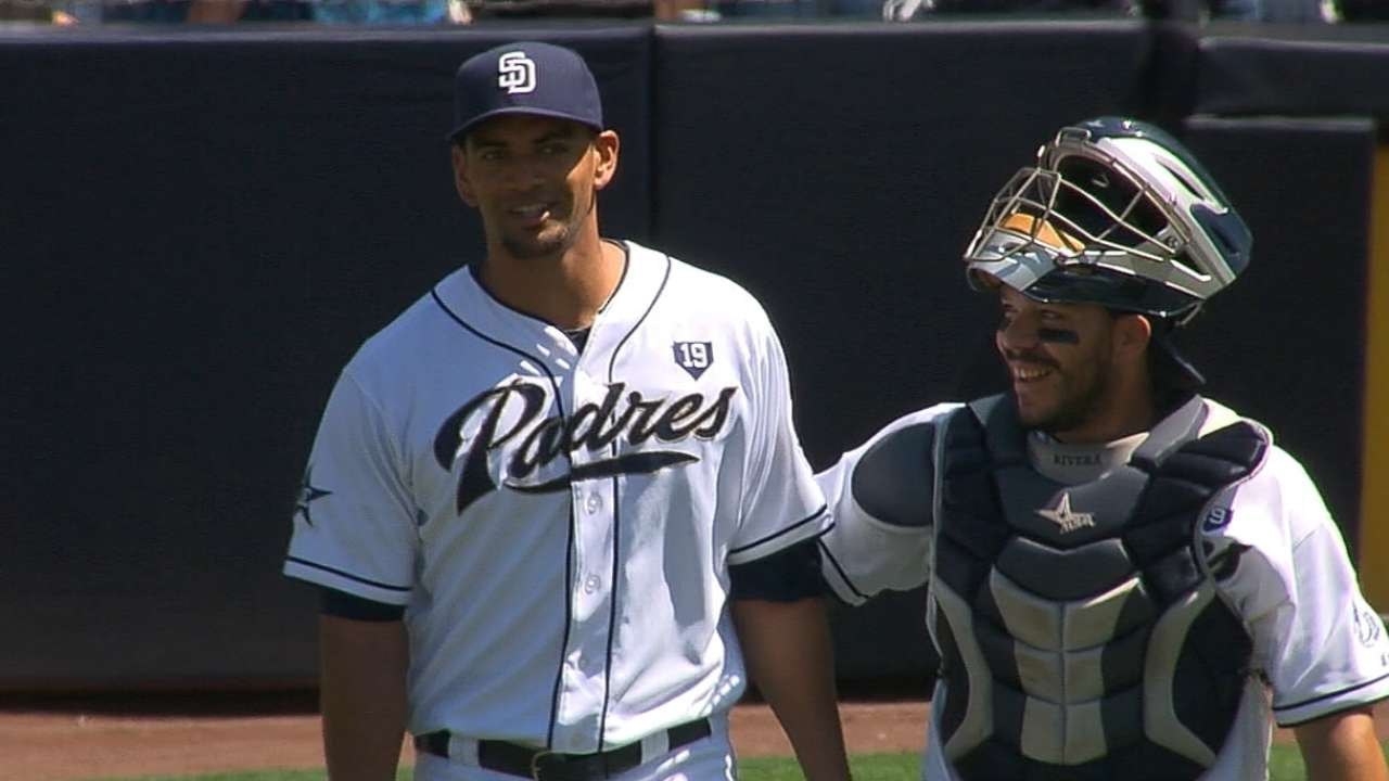 Injuries, underperformance strike Padres in first half
