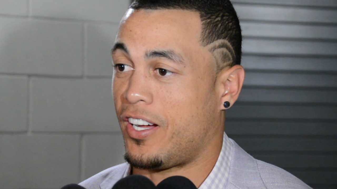 All-Star spotlight suits Stanton just right