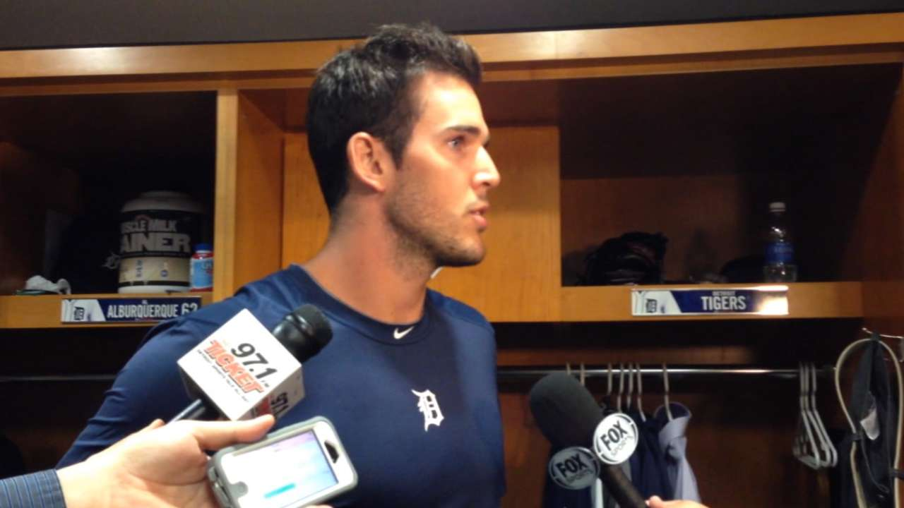 VerHagen joins Tigers in anticipation of debut
