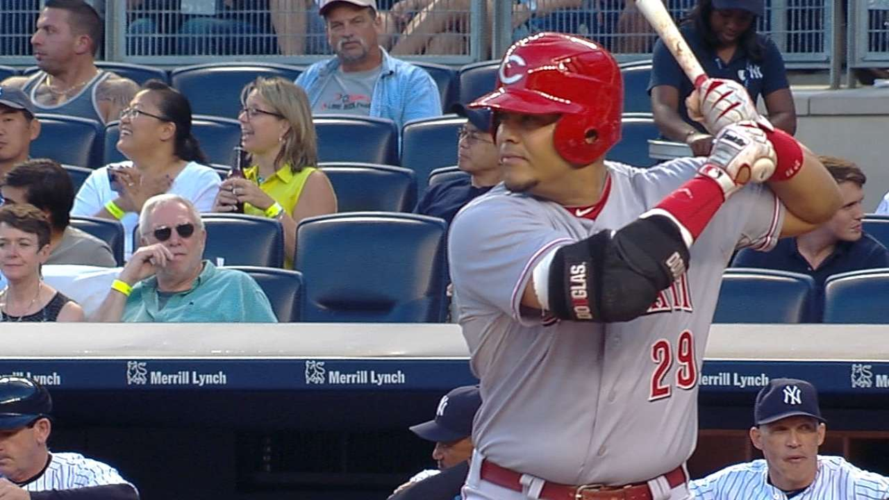 Pena's two homers not enough against Yanks