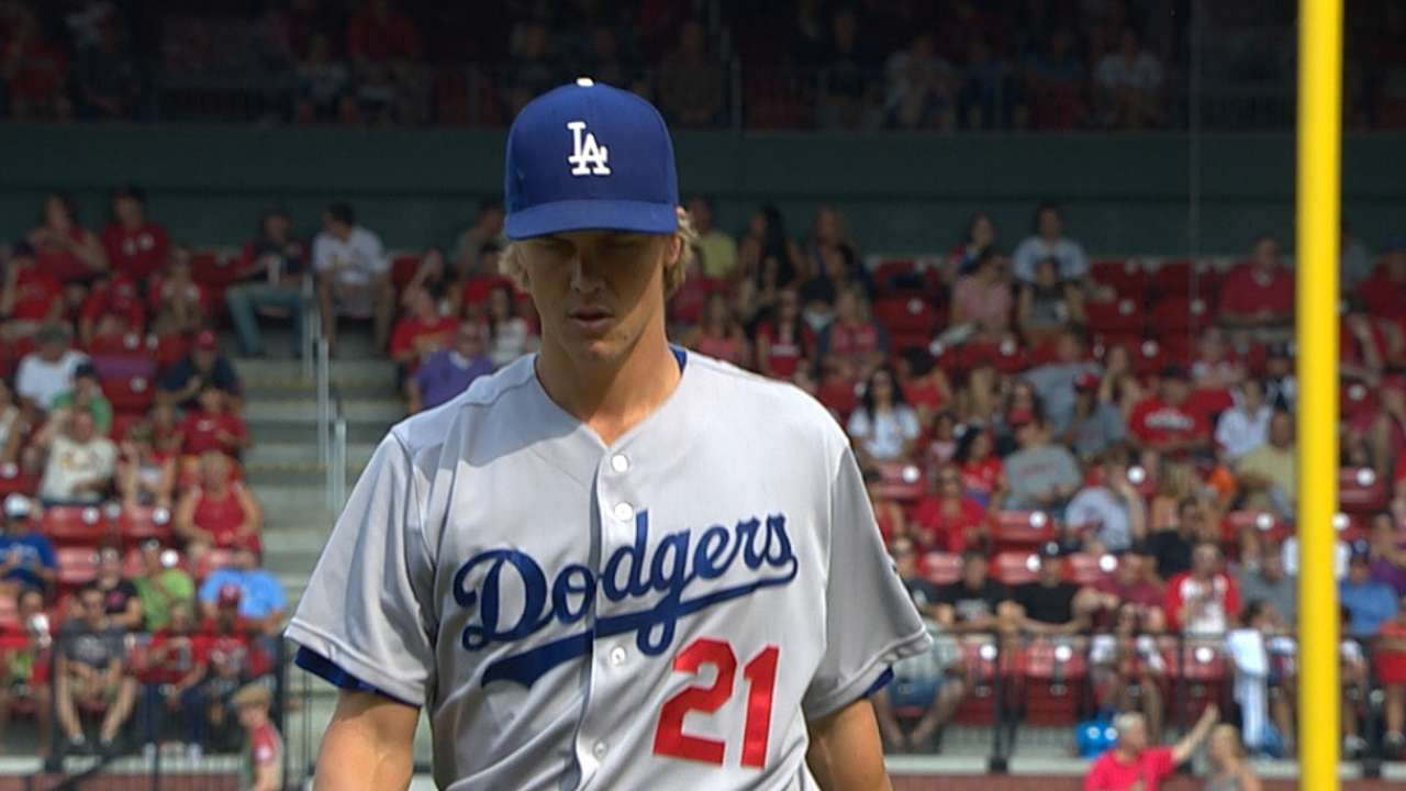 Off-days could keep Greinke, Kershaw, Ryu on turn
